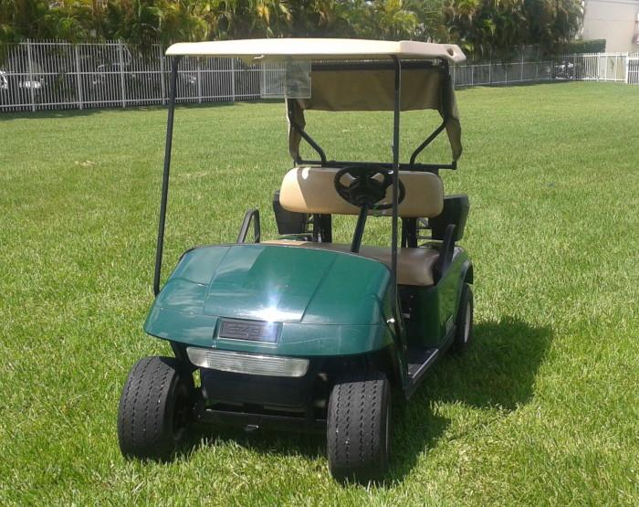 2012 E-Z-GO TXT 48V 2 Pass vehicles 8-4-15 #6