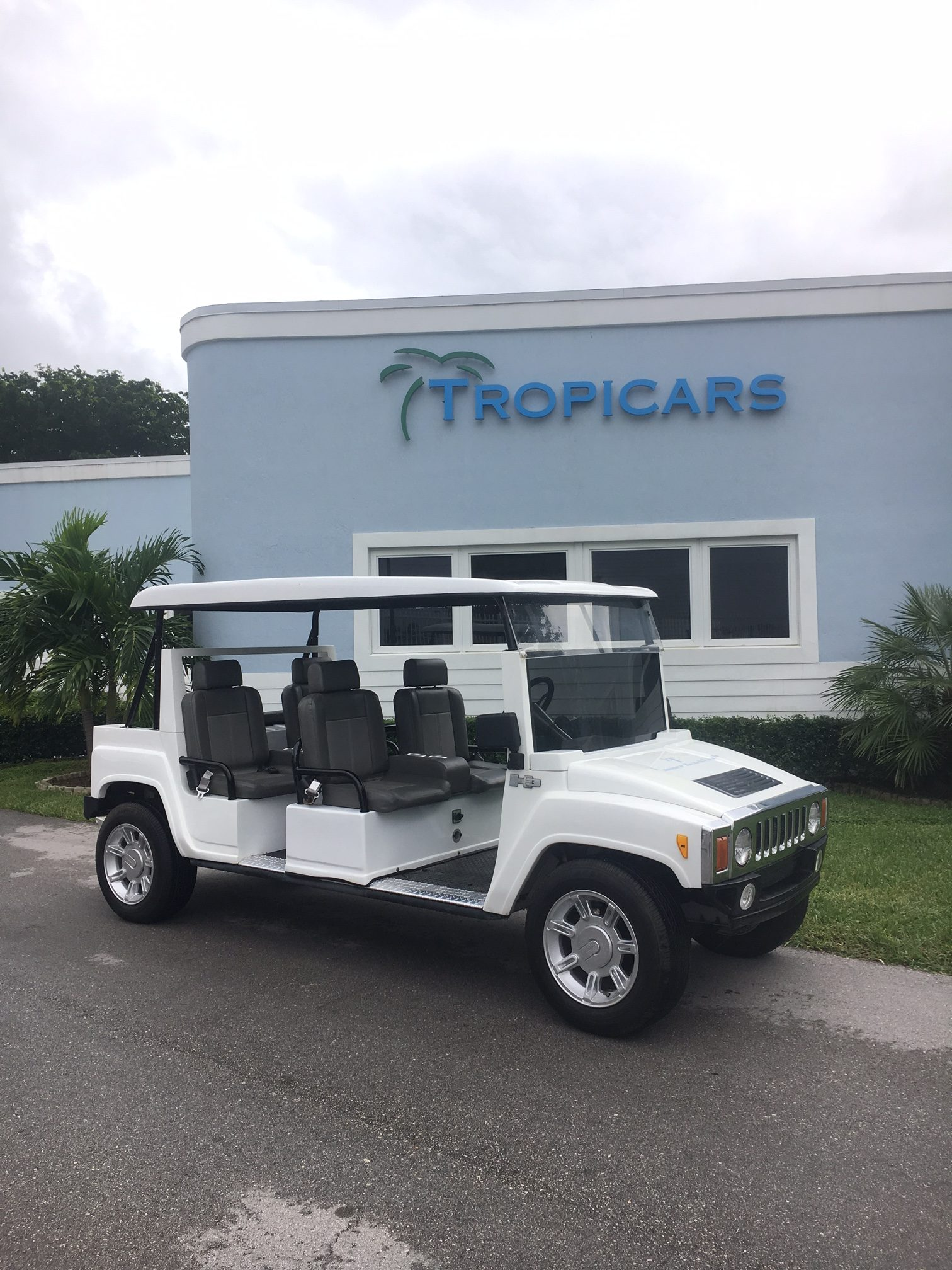 Inventory Tropicars Golf & Utility VehiclesTropicars Golf