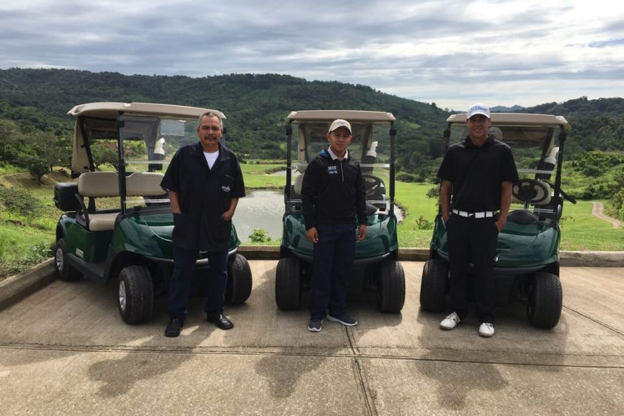Tropicars Delivers Fleet of E-Z-GO RXVs to El Encanto Residential Country Club
