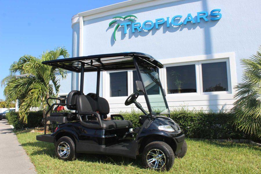 2018 2+2 Smart Cart EV