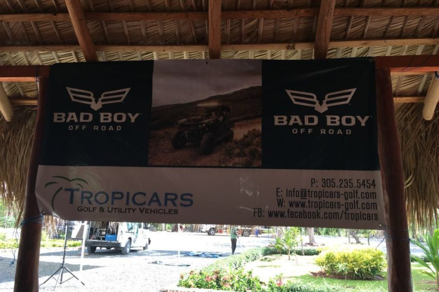 Tropicars Ride and Drive – Bad Boy Off Road Test Drive in the Dominican Republic