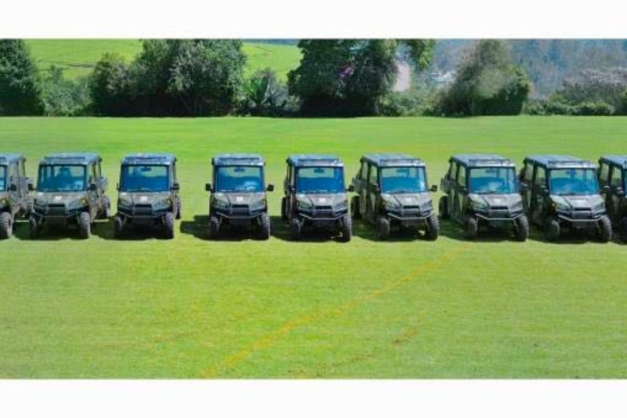 Tropicars Delivers Fleet of Polaris Rangers to Unilever Kenya