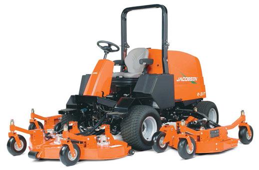 Jacobsen Turf Equipment - Tropicars Golf & Utility Vehicles