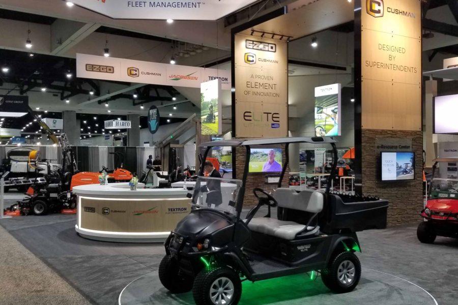 Tropicars Attends GIS Show 2019 - Tropicars Golf & Utility