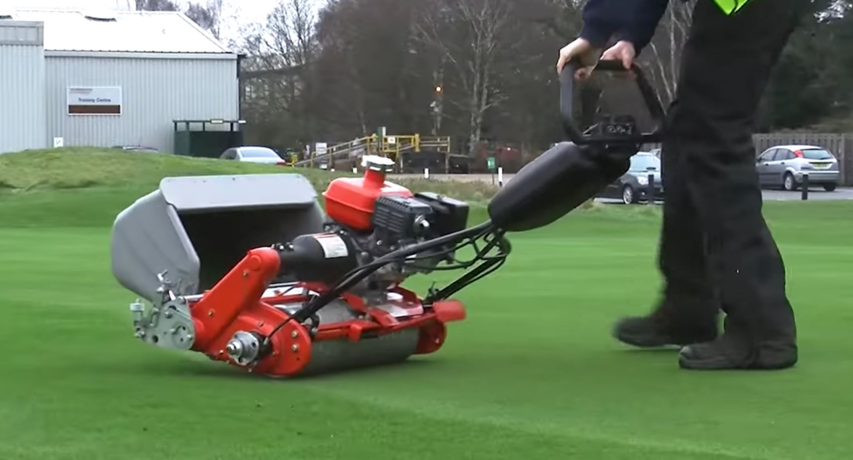 Featured Product: The Jacobsen PGM 22 Walking Greens Mower